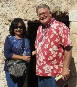 Lynn and Paul Hoffman