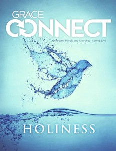 GraceConnect, Spring 2016, cover
