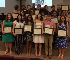 2016 graduates of Great Commission Bible Institute