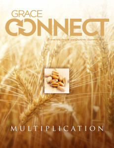 GraceConnect Summer 2016, cover