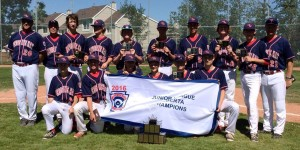 Silas Blair, son of Bart and Elizabeth Blair, is part of the Medicine Hat, Alberta, Junior League Baseball team, which is playing this week in the Canadian Junior National Tournament in Lethbridge, Alberta.