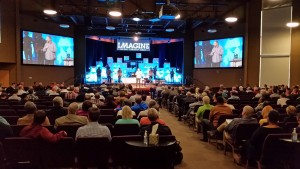 At the Imagine Pastoral Leadership Summit, Jeff Bogue talks about how the church must get Jesus right in order to reach younger.
