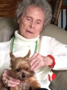 "Mabel Hilda ""Micky"" Kurtaneck, 1925-2016"