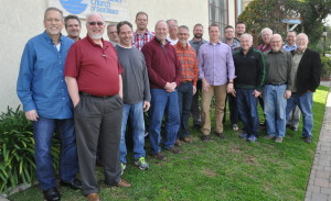 Serving on the Fellowship Council in 2017 are, left to right, front: Larry Orme, Greg Howell, Doug Black, Phil Bryant, Greg Serafino, Clancy Cruise (executive director), Joe Cosentino, Ron Boehm, Tom Avey (Fellowship Coordinator); back, Kevin Pinkerton, Randy Weekly, Tim Hodge, Roy Halberg, Mark E. Lingenfelter, Scott Avey, Jeremy Wike, Doug Courter, and Adam Copenhaver.