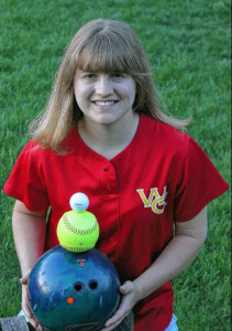Kara Godsey is a senior at Worthington Christian High School and will be playing golf at Grace College in the fall.