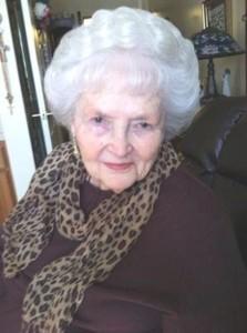 Mary Jane Auxt, 1920-2017